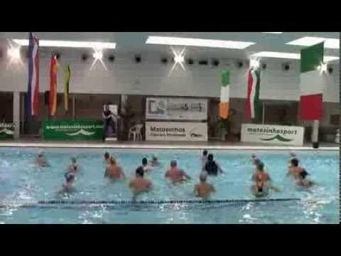 Aqua Combat Training - YouTube