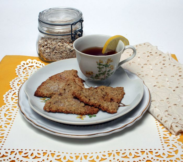 Oat crackers | Bread,muffins and biscuits | Pinterest