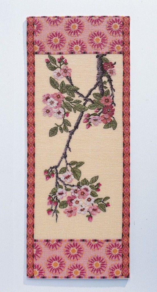 schéma-gratuit-broderie-fil-mouliné-DMC-fleurs-cerisier-XC1094