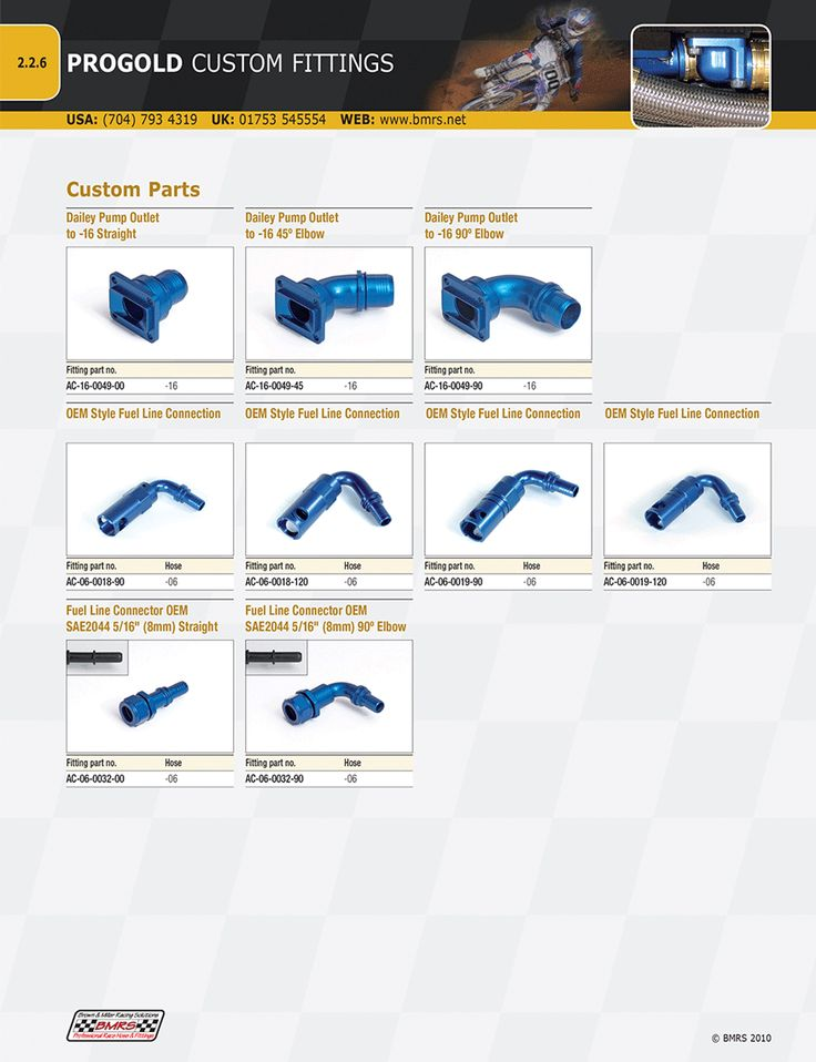 Bmrs hose fittings catalog with images catalog fittings