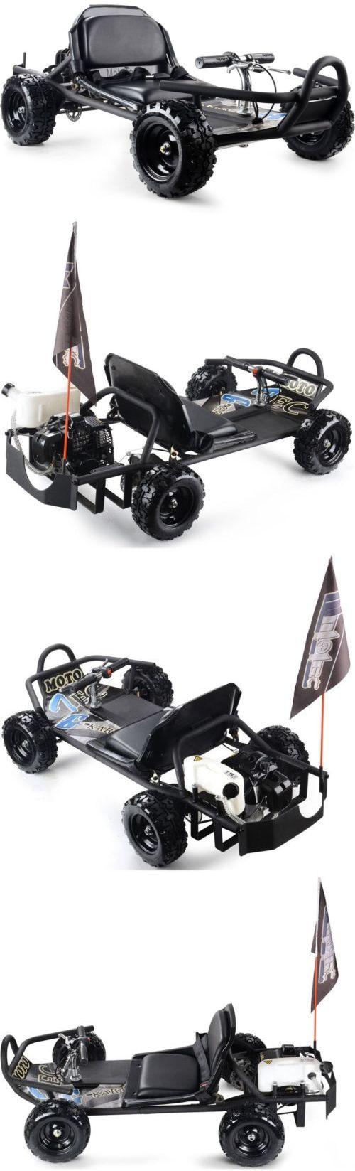 Complete Go-Karts and Frames 64656: Mototec Sandman Black 49Cc Go Kart -> BUY IT NOW ONLY: $795.52 on eBay!