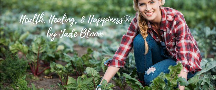 Jade Bloom 100% Pure Essential Oils Health, Healing, & Happiness