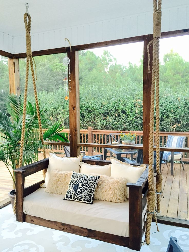 17 Best Ideas About Small Back Porches On Pinterest