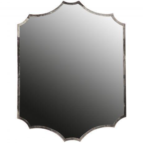 Good Bepurehome Gorgeous Spiegel mit Metallrahmen x cm