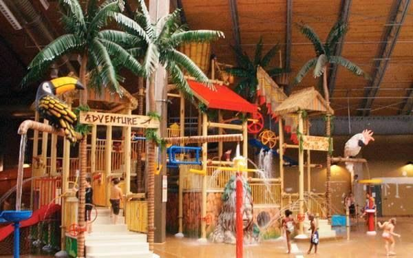 Best resorts for kids.