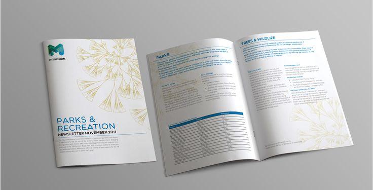 Newsletter Brief in Shillington College