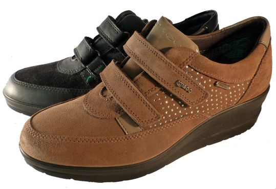 es with Gore Tex and wedge, made in Italy by Igi&Co