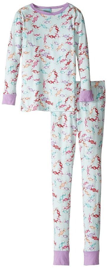 BedHead Kids Long Sleeve Long Pants Tweens Set (Big Kids)