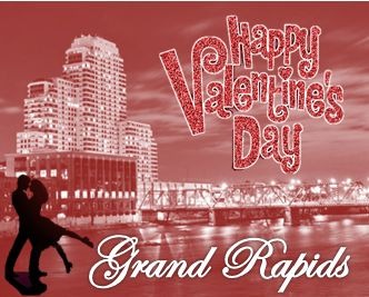 Happy valentine's Day, Grand Rapids! Check out date ideas