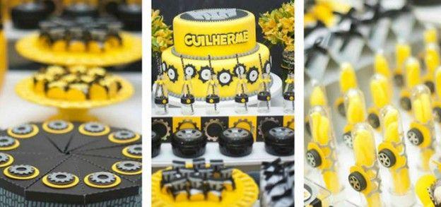 Transformers themed birthday party via Kara's Party Ideas KarasPartyIdeas.com Cake, decor, tutorials, desserts, supplies, food, and more! #transformers #transformersparty #transformerspartyideas #transformer