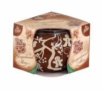 PAN AROMA SCENTED CANDLE GINGERBREAD MAN
