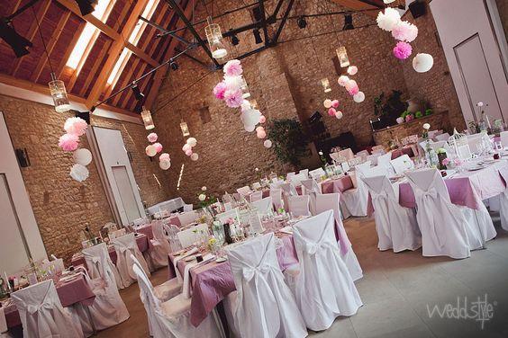 Hochzeitsdekoration Beispiele & Referenzen   weddstyle