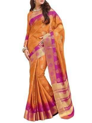 Check out what I found on the LimeRoad Shopping App! You'll love the orange, pink tussar silk saree. See it here http://www.limeroad.com/products/10411402?utm_source=cf8863ad08&utm_medium=android