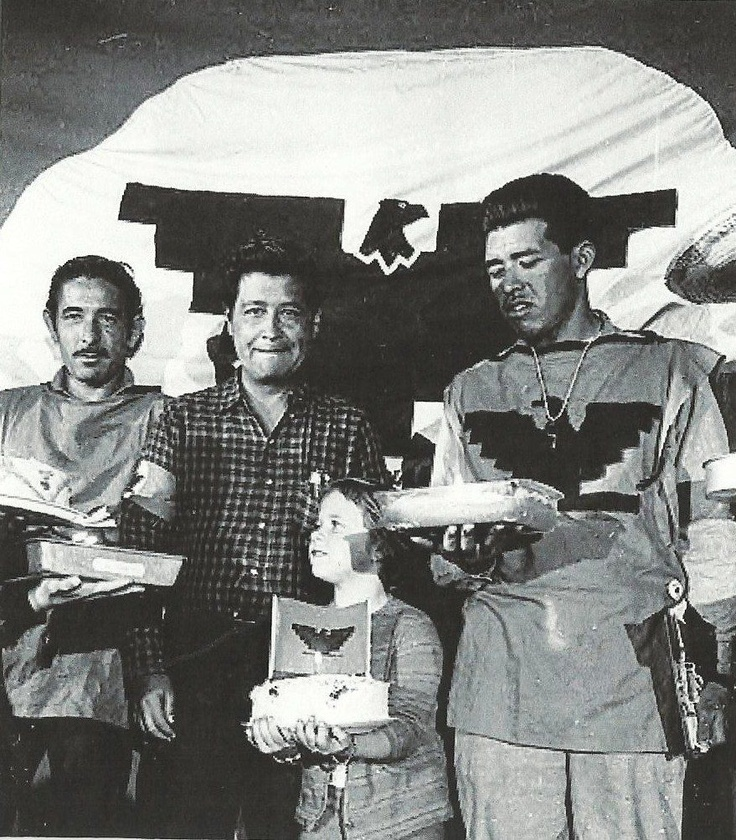 Cesar chavez and the chicano civil