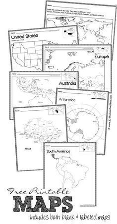 Best 25+ United states map labeled ideas on Pinterest
