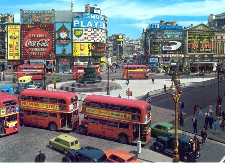 London, 1960's