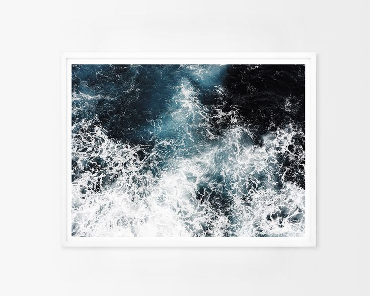 Wave Print, Ocean Wave Print, Wave Art, Wave Decor , Surf Poster, Ocean Print, Seascape Poster, Fine Art Photography, Digital Print, Ocean by LamourFouPrintShop on Etsy https://www.etsy.com/listing/511423779/wave-print-ocean-wave-print-wave-art