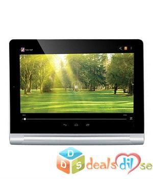 iBall Brace X1-Mini 16GB 3G Calling Silver Tablet @ Rs.9,999/-