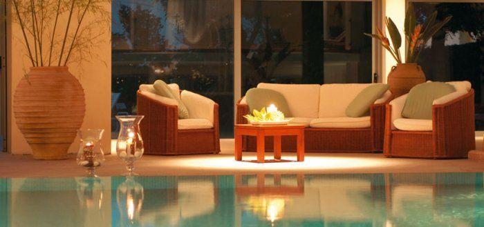 SPA lussuose ed acque termali, ad Abano Terme