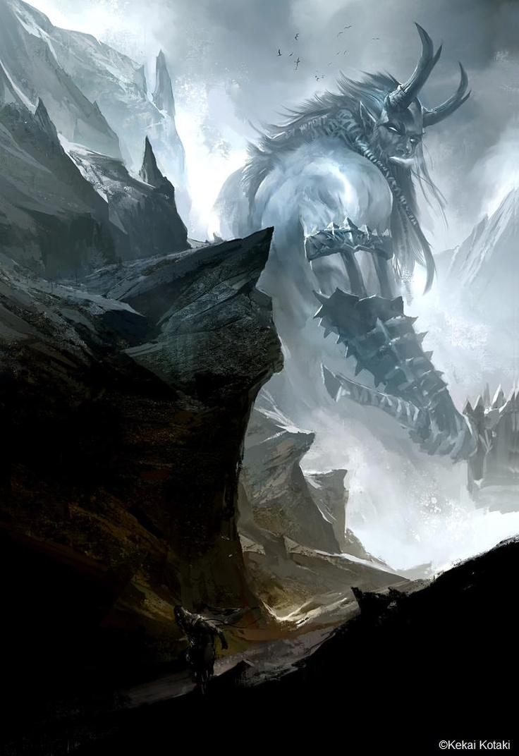 Justin's Nerdy Stuff: Monsters of Artheria (Part 1)