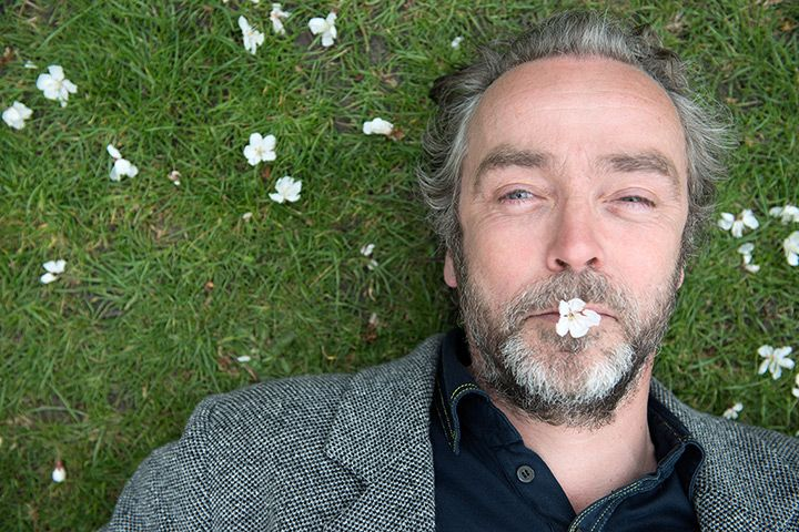 """Credit: Christian Sinibaldi for the Guardian Actor John Hannah <a href=""""http://www.theguardian.com/culture/2013/apr/30/john-hannah-actor-portrait"""">interviewed in April for Portrait of the artist</a>"""