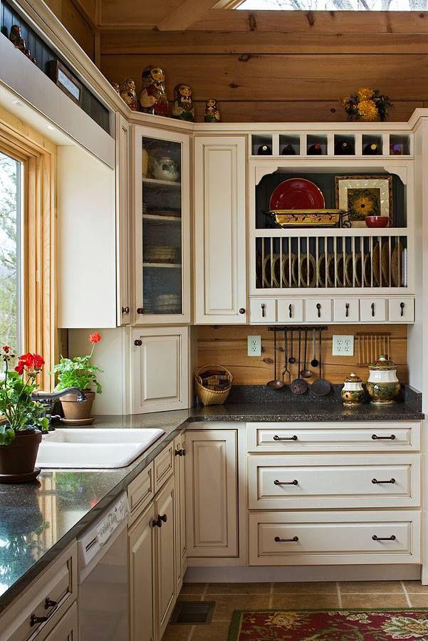 kuchyňa s výhľadom
