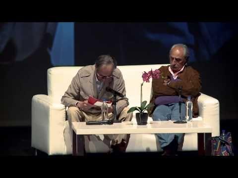 Fernando Vallejo - Cumbre mundial de arte y cultura para la paz de Colombia