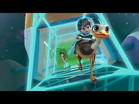 Juego online de Miles del mañana, misiones interestelares, Disney 2015