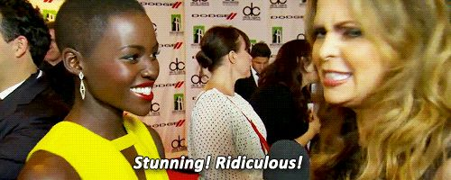 """Why """"12 Years A Slave"""" Star Lupita Nyong'o Should Be Your New Fashion Idol"""