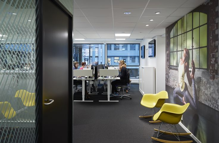 Sats/Elixia. Corporate office designed by Metropolis arkitektur & design. www.metropolis.no