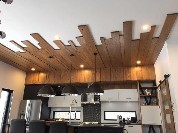 kitchen, cuisine, wood, moderne, noir mat, cuisine blanche, cuisine contemporaine