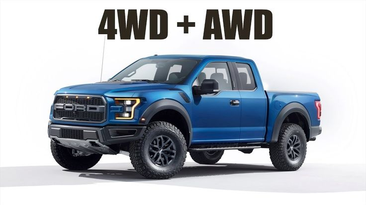 The New Ford Raptor Has Both 4WD & AWD!https://www.youtube.com/watch?v=HeVUt7AdbLI