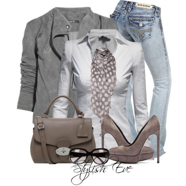 Stylish Eve Outfits 2013- A Fashion Guide to a Chic Fall_01.....like everything but the pants
