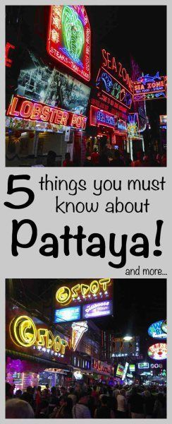 5 things you must know about Pattaya! - Trippin' Turpins