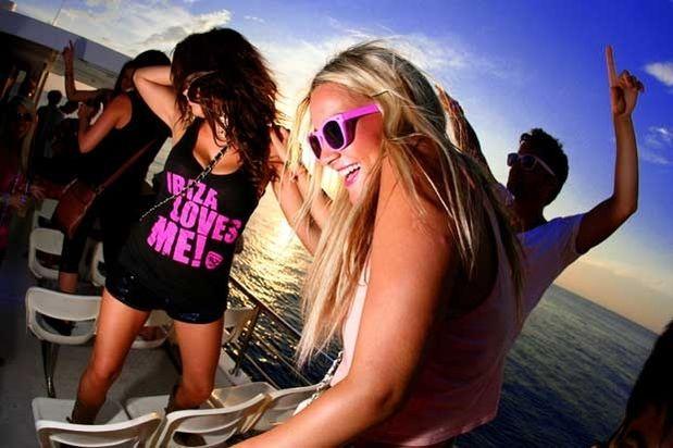 Ibiza party!