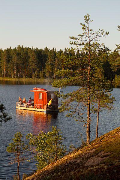 Summer in Gästrikland, Sweden