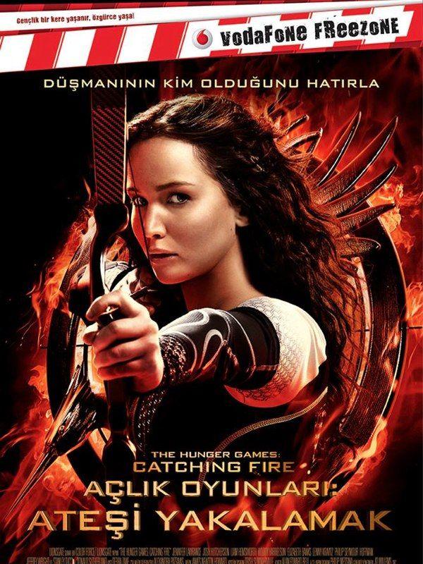 The Hunger Games: Catching Fire (AçlıkOyunları Ateşi Yakalamak) Imdb 7.9