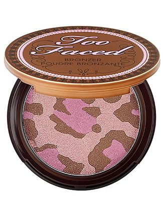 "The Best Bronzers To Fake A Glow (I have used ""Two Faced Snowbunny"" for many years. Excellent product)"