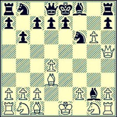 Σκακιστικός Κόσμος: Mastering mate 2 Παίζει ο λευκός