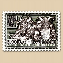 Image result for bloodaxe and ironhammer