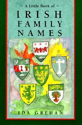 A Little Book of Irish Family Names