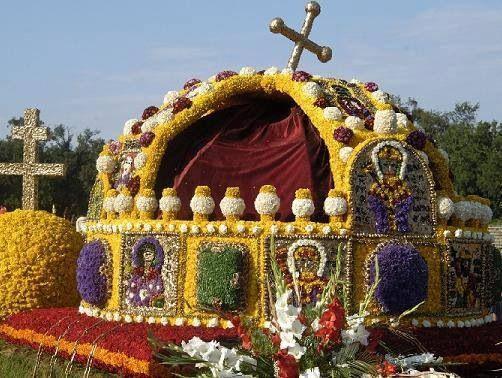Aug 20 Debrecen Flower Festival