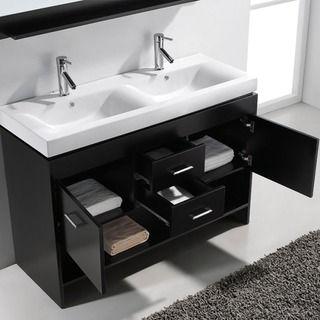 48 inch double sink vanity top. 16 best Floating Bathroom Vanities images on Pinterest  bathroom vanities Sinks and Bath