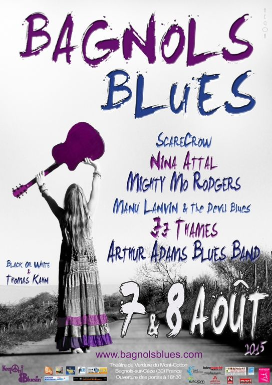 Bagnols Blues, Bagnols-sur-Cèze (30200), Languedoc-Roussillon