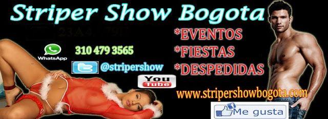 STRIPERS SHOW BOGOTA:  contactanos 3104793565