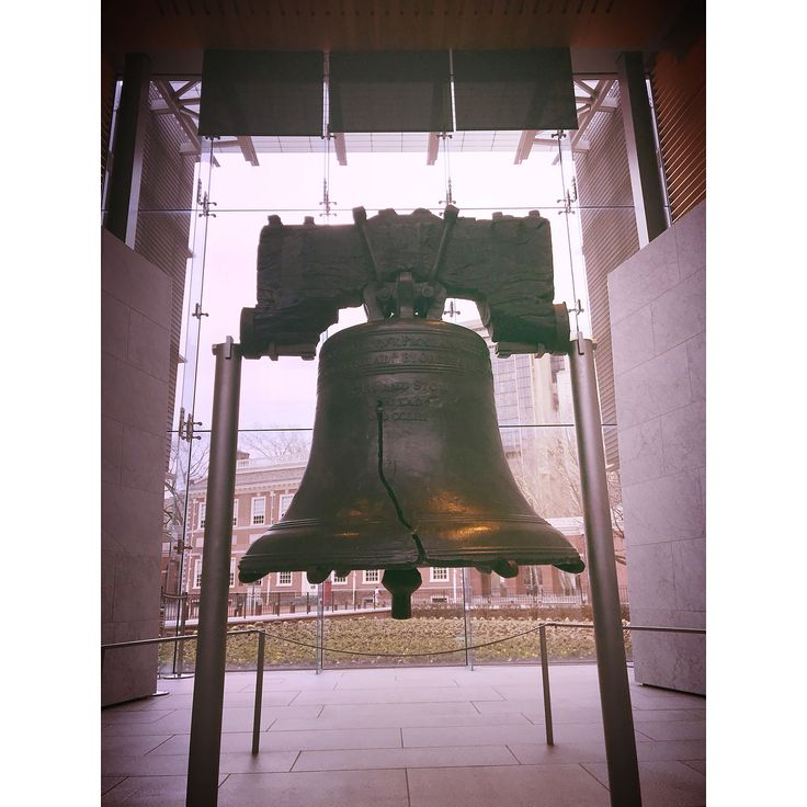 """Proclaim Liberty throughout all the land unto all the inhabitants thereof"" from Leviticus 25:10  #LibertyBell #NationalFreedomDay #Philly #Philadelphia #USA #Love #Peace #Freedom #Live #Life #Smile #Be #Ariana #ArianaCouture #Autoshow #AutoshowLife #Travel"