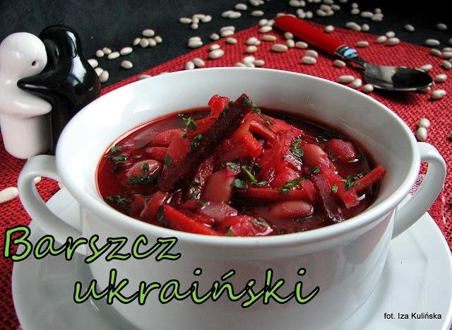 Smaczna Pyza: Barszcz ukraiński - http://smacznapyza.blogspot.com/2013/01/barszcz-ukrainski.html