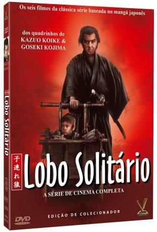 Lobo Solitário - A Série de Cinema Completa - 3 DVDs