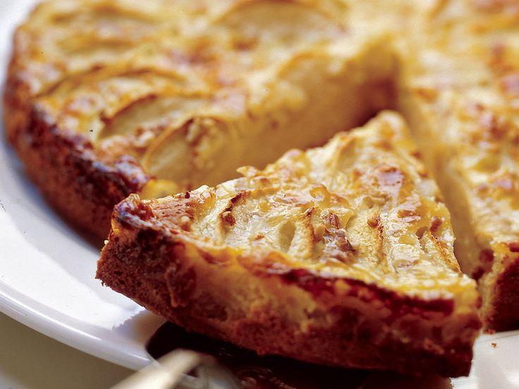 Vikkelä omenapiirakka - Reseptit