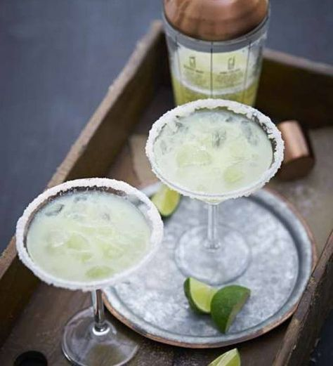 Margarita – klassiskt recept